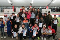 CS Petrolul Ploiesti a castigat Cupa Romaniei la patinaj viteza