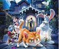 Filmul zilei Casa magicianului 3 D