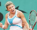 Simona Halep a invins o pe Serena Williams