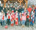Dinamo a impartit cadouri la Urlati
