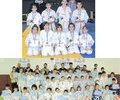 Mos Craciun a ajuns mai devreme la sectia de judo de la CSM Ploiesti
