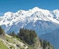 Cea mai mare fotografie din lume infatiseaza varful Mont Blanc