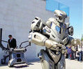 Robotul Titan va face show la Ploiesti de Ziua Copilului