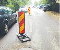"""Guri de canal strambe """"pazite"""" de indicatoare de semnalizare incurca traficul in Ploiesti"""