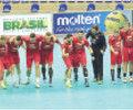 Handbalistii tricolori se lupta pentru locul 5 la Mondialul U21