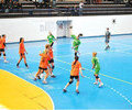 S au stabilit seriile in Divizia A la handbal