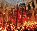 Minunea Sfintei Lumini de la Ierusalim