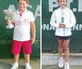 """Doua medalii de aur pentru tenismenii Clubului """"S F"""" Paulesti"""