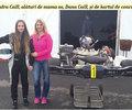 Andra Caill revine pe circuitul de karting